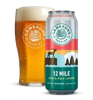12 MILE INDIA PALE LAGER