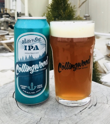 THE COLLINGWOOD BREWERY WHITES BAY IPA