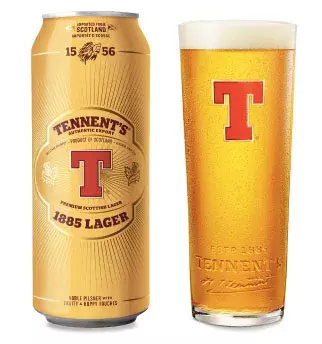 TENNENTS EXPORT LAGER