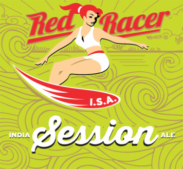 RED RACER SESSION ALE