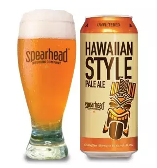 SPEARHEAD HAWAIIAN PALE ALE