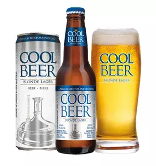 COOL BEER LAGER