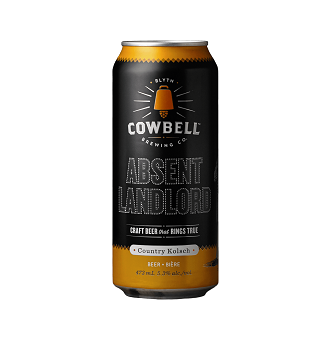 COWBELL ABSENT LANDLORD