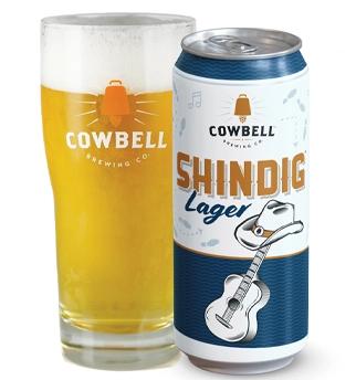 SHINDIG HURON COUNTY LAGER