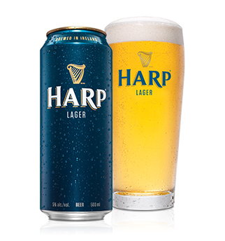 HARP LAGER