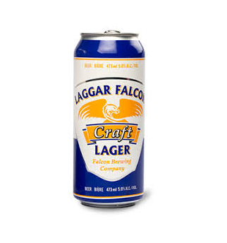 LAGGAR FALCON CRAFT LAGER
