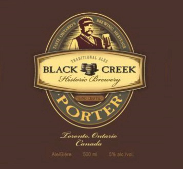 BLACK CREEK PORTER