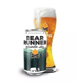 BEAR RUNNER BLONDE ALE
