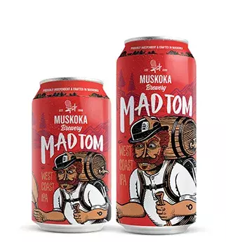 MUSKOKA MAD TOM IPA