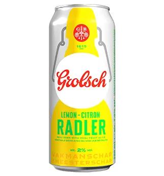GROLSCH LEMON RADLER