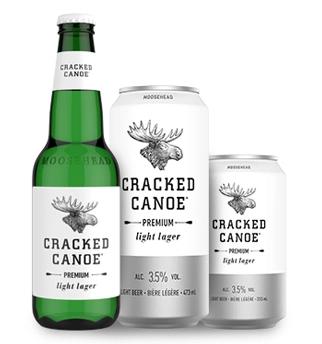 CRACKED CANOE