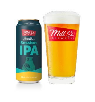 MILL ST HOPPED AND CONFUSED 2.0