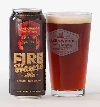 FIREHOUSE ENGLISH NUT BROWN
