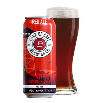 LAKE OF BAYS SPARK HOUSE RED ALE