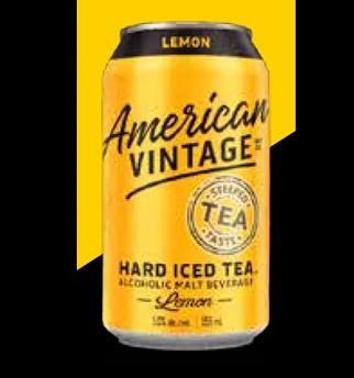 AMERICAN VINTAGE ICED TEA LEMON MALT
