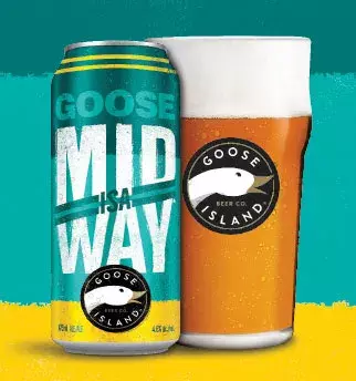 GOOSE ISLAND MIDWAY ISA