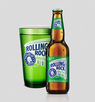 ROLLING ROCK PALE LAGER