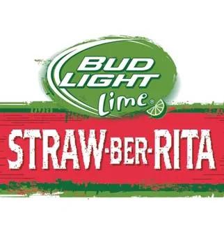 STRAW-BER-RITA BY BUD LIME