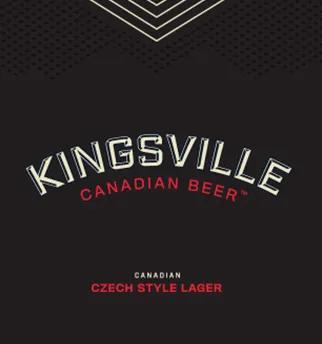 KINGSVILLE CZECH STYLE LAGER