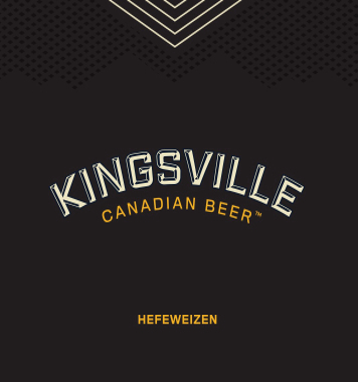 KINGSVILLE HEFEWEIZEN