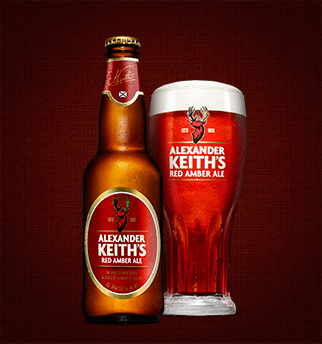ALEXANDER KEITHS RED