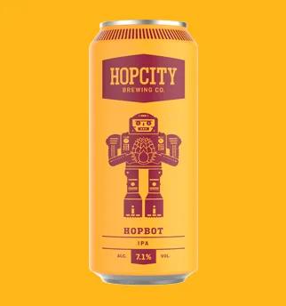 HOP CITY HOPBOT IPA