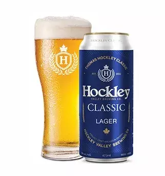 HOCKLEY CLASSIC LAGER