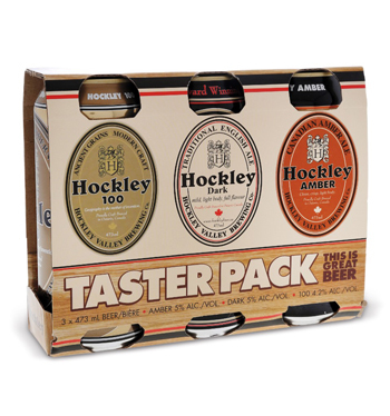 HOCKLEY TASTER PACK