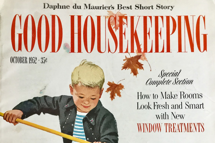 An issue of Good Housekeeping magazine from 1952