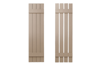Window World Board & Batten Shutters