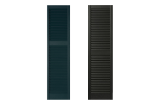 Window World Louvered Shutters