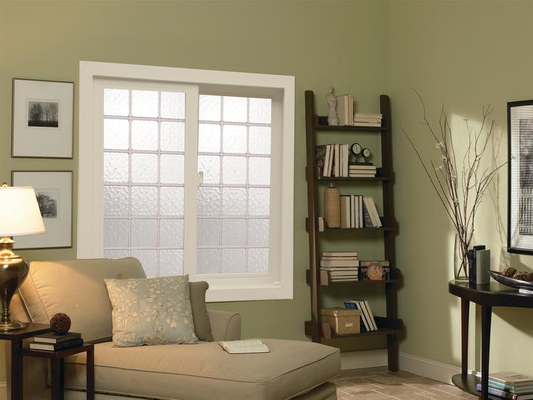 Window World Acrylic Block