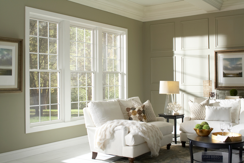 Window World Double-Hung Windows