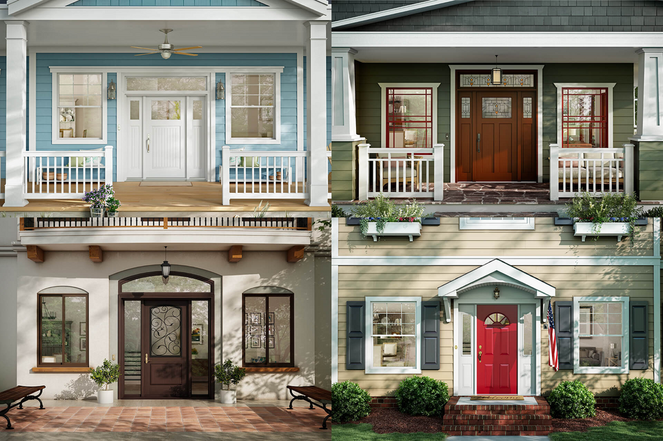 Popular Home Styles Window World