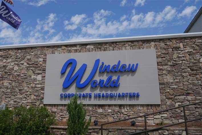 Window World, Inc. headquarters in North Carolina