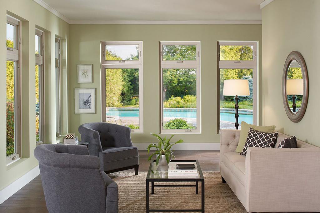 Four season room from Window World
