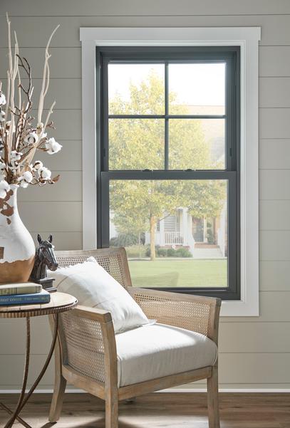 Double-hung window from Window World