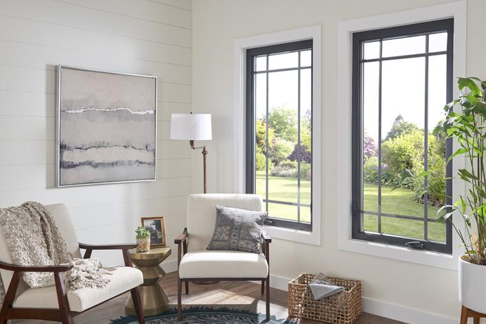 Casement window from Window World