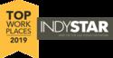 Indystar Logo