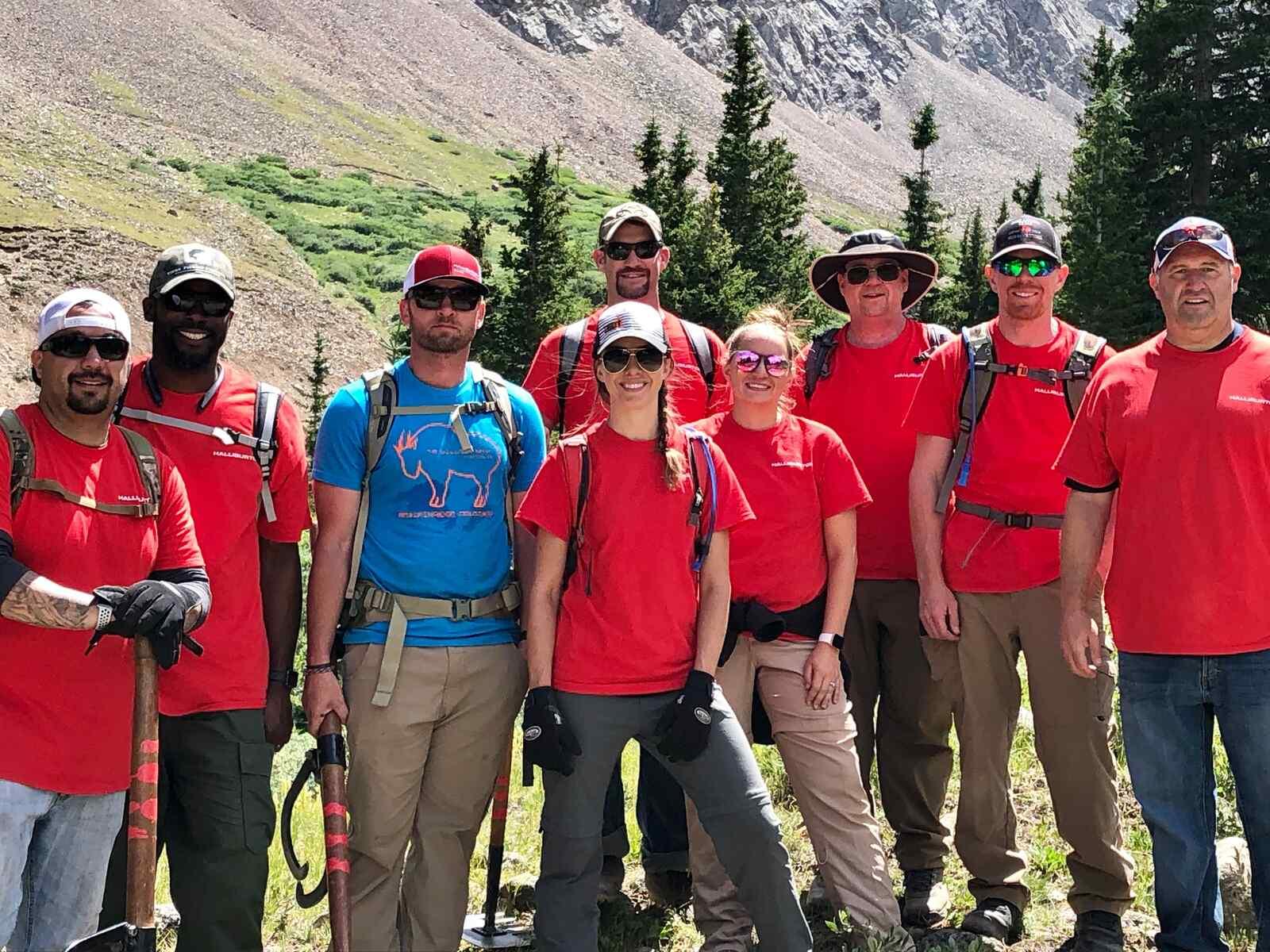 科罗拉多小径振兴与国家森林基金会