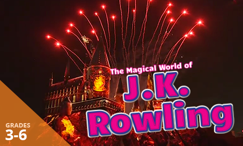View the Lightbox Demo for JK Rowling
