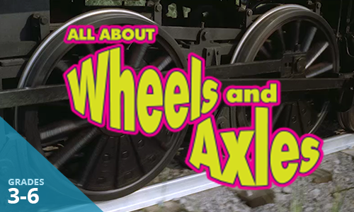 View the Lightbox Demo for All about Wheels and Axles