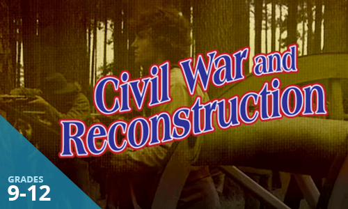 View the Lightbox Demo for Civil War and Reconstruction