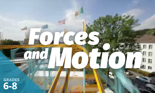 View the Lightbox Demo for Forces and Motion