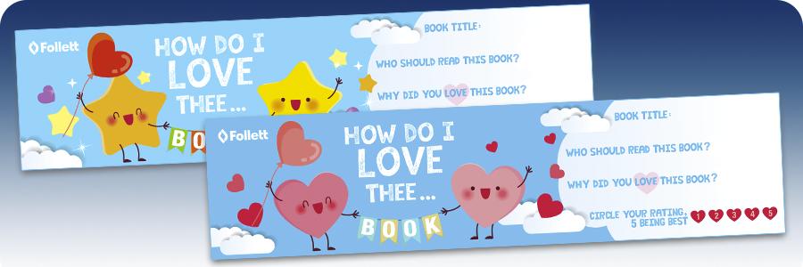 Follett Bookmark Examples