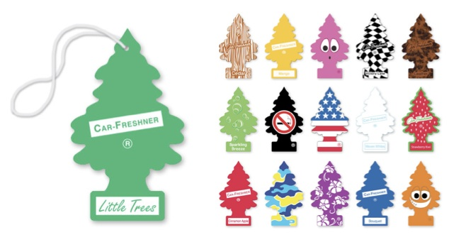 air freshener trees