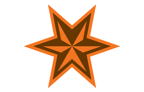 Sixpoint Brewery logo of a star