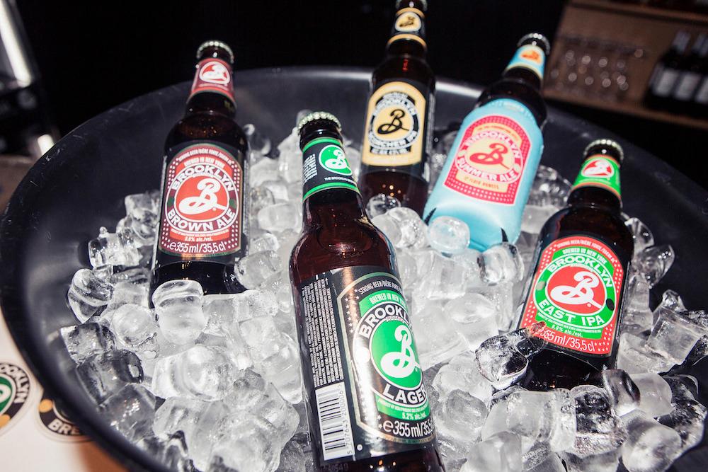 Brooklyn Brewery beers