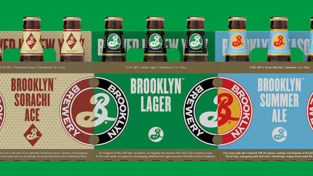 Brooklyn Brewery lager beers