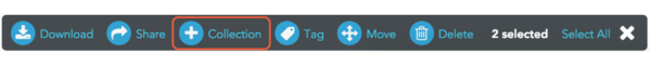 click plus icon